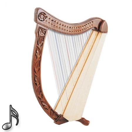 Traubador Harp   Mall of Music